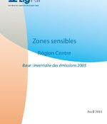 2011 - Lig'Air - Les zones sensibles